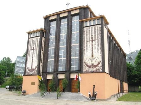 foto: kościół obecnie