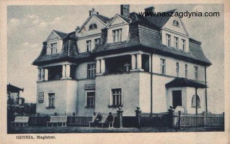 R. Morawski, Gdynia