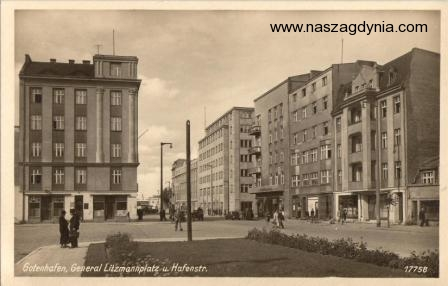 wyd E. Baumgart, Gotenhafen