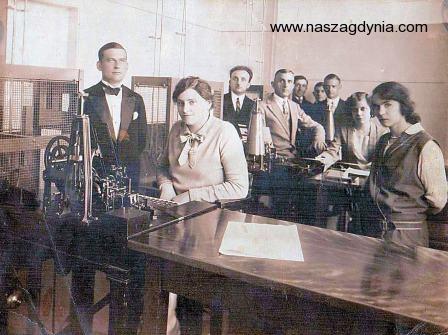 fotografia ze zbioru p. Marzenny Głogowskiej