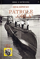 "Eryk Sopoćko ""Patrole ""Orła"" + DVD"