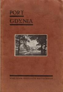 W książce o powstaniu port w Gdyni, opis jego wyposażenia oraz urządzeń.