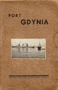 W książce o Gdyni i jej porcie handlowym.