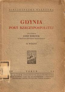 Książka o Gdyni i jej porcie.