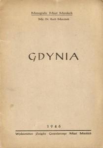 Książka opisuje Gdynię przed II wojną światową.